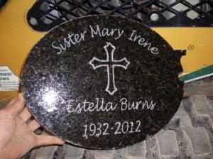 sister mary rock