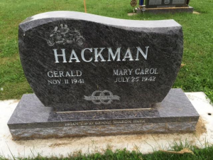 Hackman Front