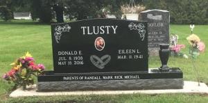 Tlusty front