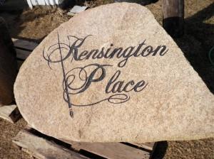 kensington rock