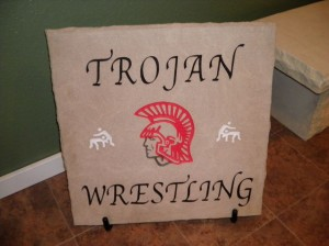 trojan wrestling