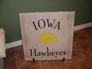 iowa hawkeyes rock