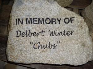 memory winter rock
