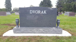 Dvorak back
