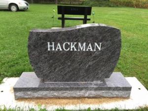 Hackman back