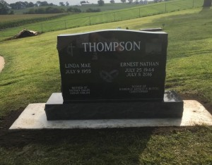 Thompson Front
