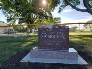 Moudry Kay Front Cemetery